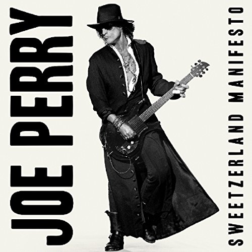 CD : Joe Perry - Sweetzerland Manifesto (Digipack Packaging)