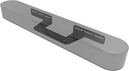 Compact Wall-Mount Bracket for Sonos Beam