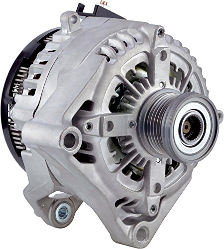 New DB Electrical AND0650 Alternator for 2.0L 10:30 Clock 210 Amp Internal Fan Type Clutch Pulley Type Internal Regulator CW Rotation 12V BMW 228 Series 2014 2015 2016 12-31-7-605-061 104210-6400