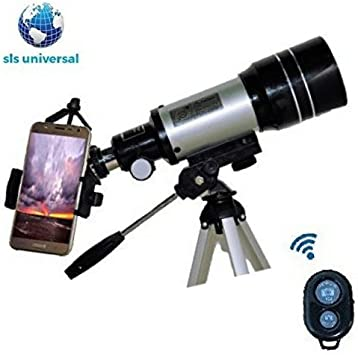 SLS soporte de teléfono móvil telescopio adaptador universal para ...