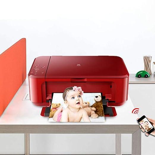 ZXGHS Impresoras Multifunción, Impresora A Color, Casa ...
