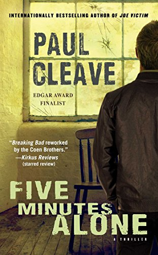 book cover of Five Minutes Alone