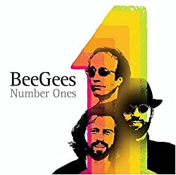 Image of the product Bee Gees   Number Ones CD that is listed on the catalogue brand of Ume.