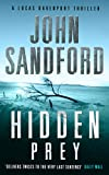 Front cover for the book Hidden Prey by John Sandford