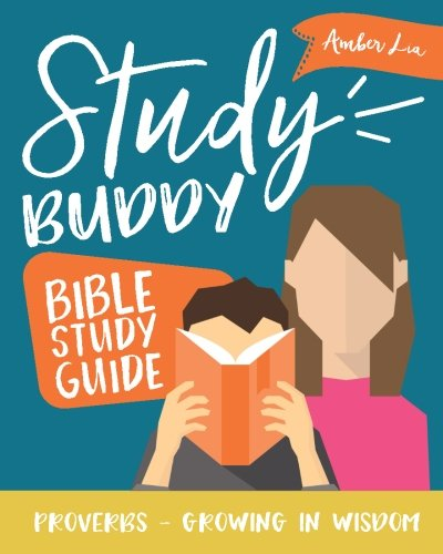 Study Buddy Bible Guide Proverbs product image