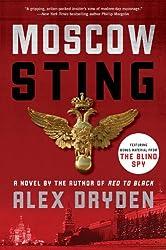Moscow Sting: A Novel (Anna Rensikov)