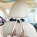 IPELY Universal Car Vehicle Back Seat Headrest