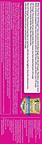 First Response LH Ovulation Predictor & Pregnancy Test Kit