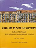 Failure Is Not an Option, Tony Privett, 1893619745