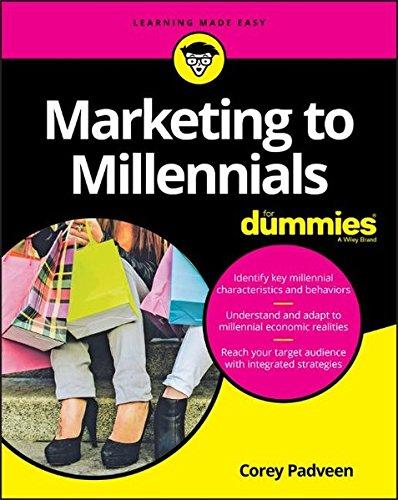 519TGMEF3kL - Marketing to Millennials For Dummies (For Dummies (Business & Personal Finance))