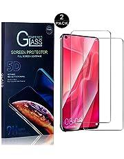 SONWO Protector Pantalla Huawei Nova 4, Anti-Burbujas, Cristal Templado para Huawei Nova 4 Anti-despegamientos, Anti-arañazos, Cobertura Completa, 2 Piezas