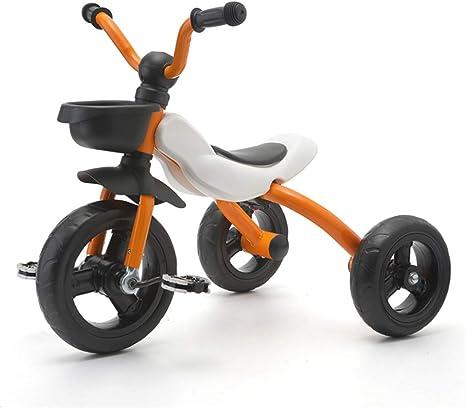 CZALBL Triciclo para niños Plegable, 1-5 años de Edad Pedal de ...