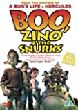 Boo, Zino & the Snurks [DVD]