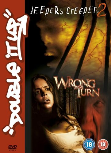 Amazon.com: Jeepers Creepers 2 / Wrong Turn [Import anglais]: Movies & TV