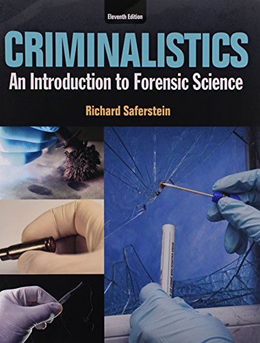 Criminalistics: An Introduction to Forensic Science, Student Value Edition Plus MyLab Criminal Justice with Pearson eTex