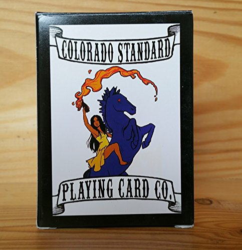 Colorado Standard Poker Deck