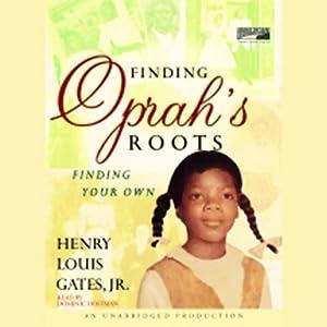 Finding Oprah's Roots Audiobook