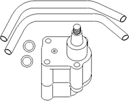 RE52020 A/&I REPAIR KIT OIL PUMP
