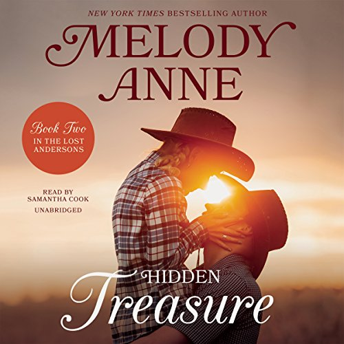 Hidden Treasure: The Lost Andersons, Book 2 by Blackstone Audio, Inc.