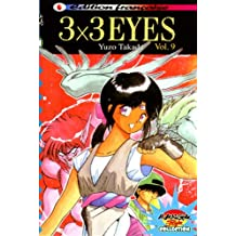 3x3 Eyes T.09