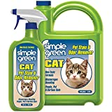 Best Cat Urine Removers - SIMPLE GREEN Cat Stain & Odor Remover Review