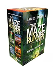 A must-have gift for every collection—from the die-hard Maze Runner fan to the YA book lover just coming to the series to the binge reader who's catching up before The Death Cure movie hits theaters in 2018! This boxed set has the first four ...