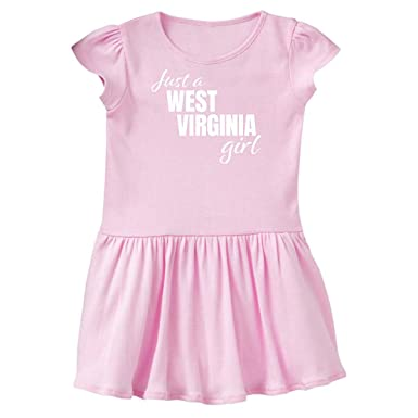 inktastic Just a Virginia Girl Born and Raised Toddler T-Shirt