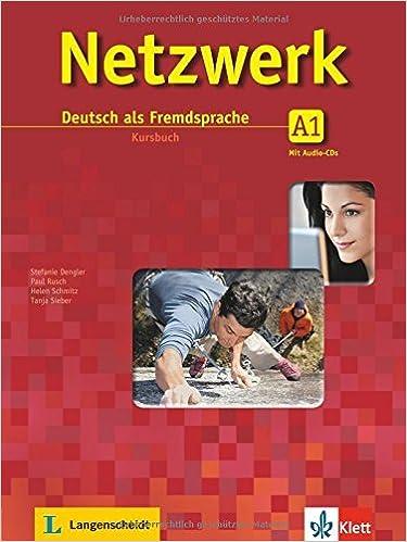Book Netzwerk: Kursbuch A1 MIT 2 Audio-CD by Paul Rusch (2012-04-01)
