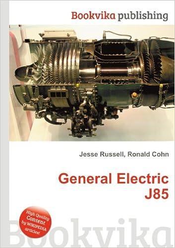 General Electric J85: Amazon co uk: Ronald Cohn Jesse