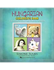 Hungarian Children's Book: Cute Animals to Color and Practice Hungarian