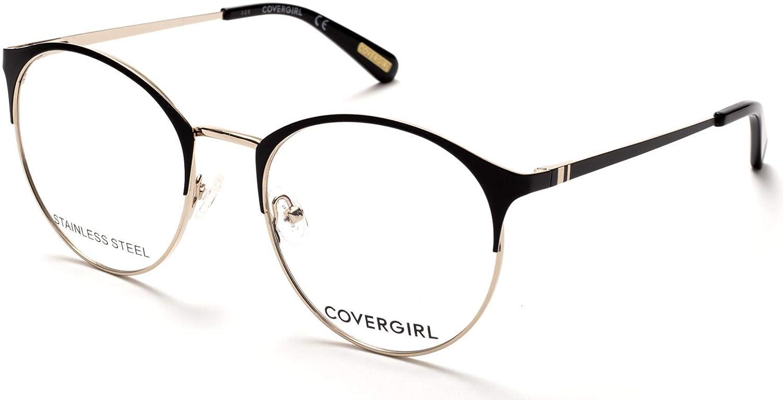 Eyeglasses Cover Girl CG 0477 005 black//other