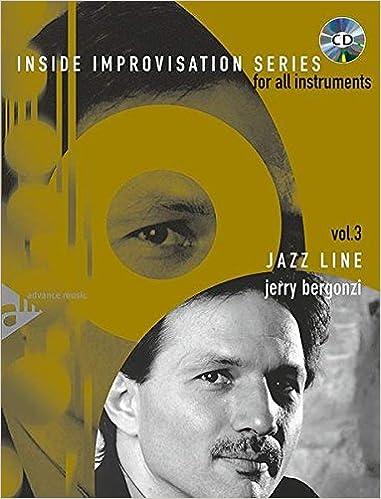 Jazz Line for All Instruments Inside Improvisation