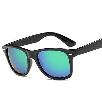 WKAIJC Art Und Weise Polarisierende Persönlichkeit Kreativität Komfort Freizeit Mode Retro Männer Und Frauen Sonnenbrillen,D
