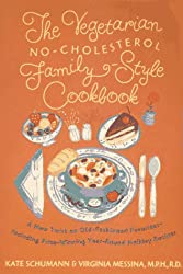 The Vegetarian No-Cholesterol Family-Style Cookbook