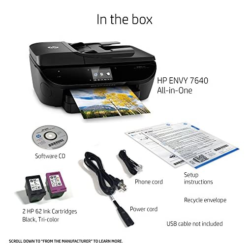 7640 driver envy hp e-all-in-one printer