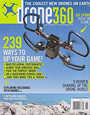 Drone 360 Magazine September/October 2017 by Various