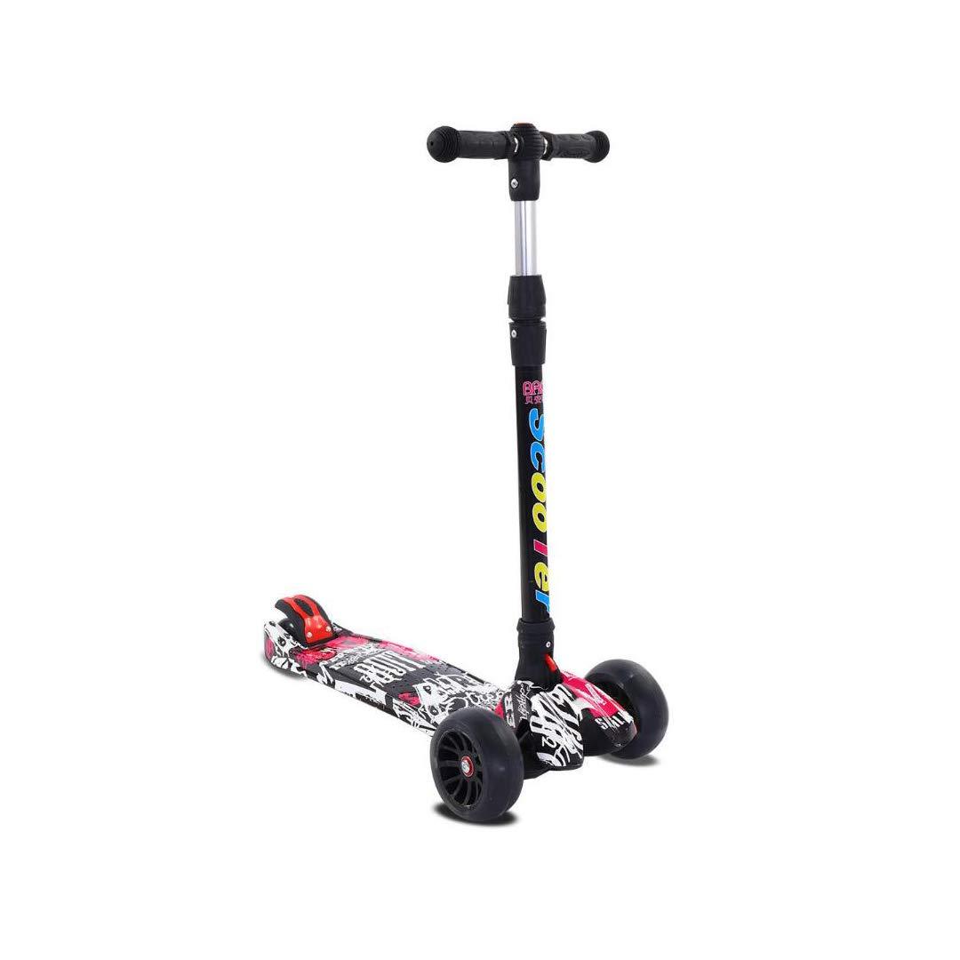 人気ブランド TLMYDD 折りたたみスクーター三輪スクーター調節可能な持ち上げと折りたたみ四輪子供用ヨーヨースクーター B 子供スクーター (色 (色 B07NRJ8PQQ : B) B07NRJ8PQQ B, セレクトショップ フィールドワン:71163d39 --- a0267596.xsph.ru