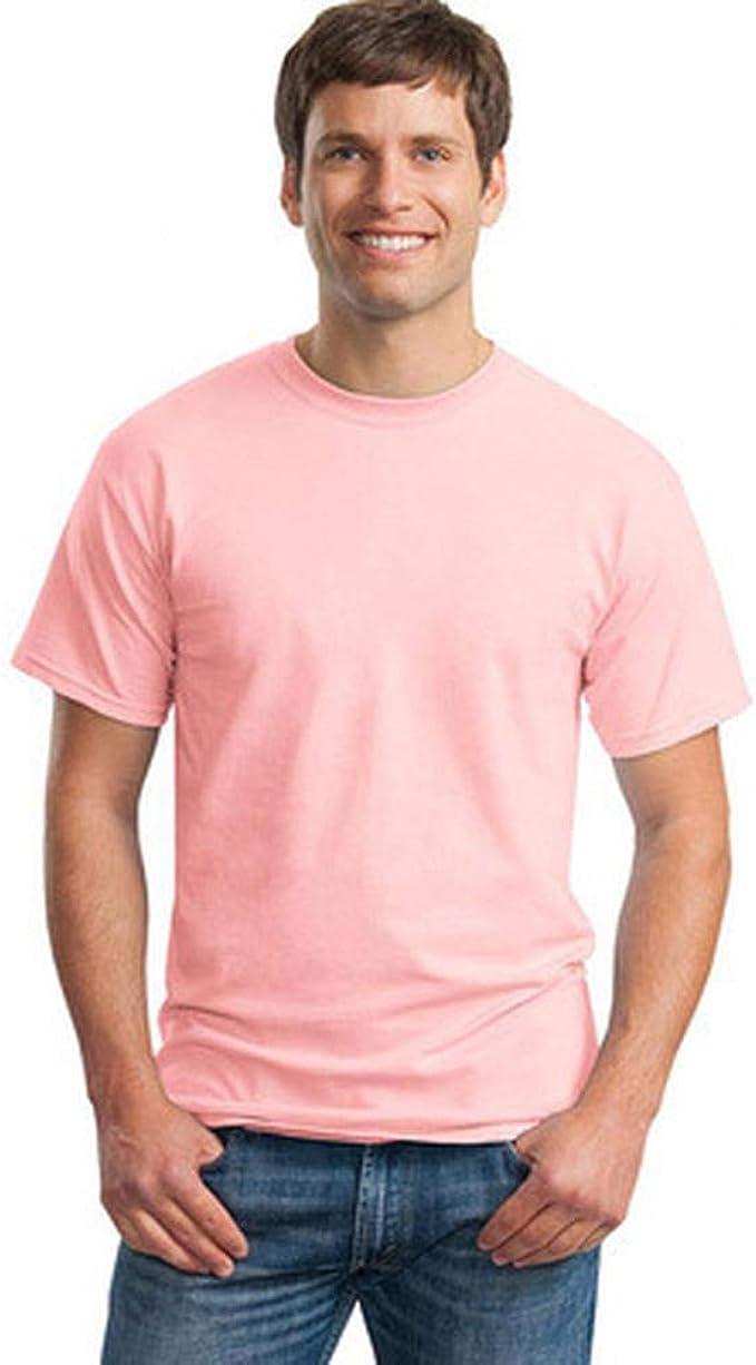 Camisetas Hombre Y Mujer Cuello Redondo Camiseta De Manga Corta Camisa De Algodón Peinado Al Aire Libre T-S: Amazon.es: Ropa y accesorios