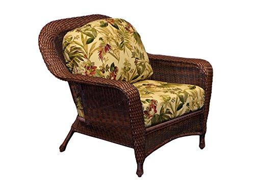 Tortuga Outdoor Garden Patio Lexington Club Chair - - Tortuga Club Lexington Chair