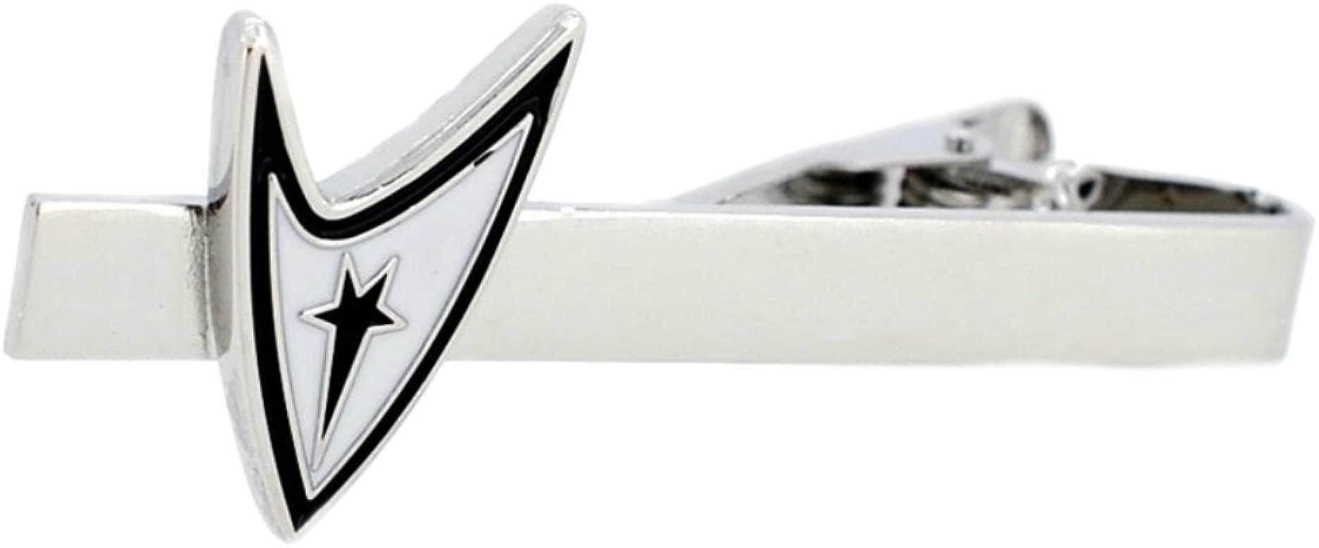 STARTREK logo de la Flota Estelar de los hombres niños corbata ...