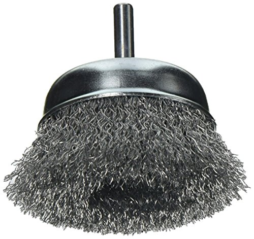 2-3/4 Crimped Cup Brush Crse