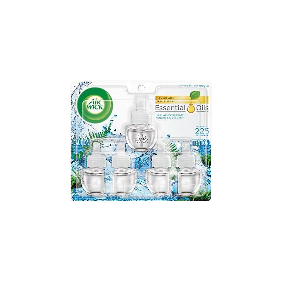 Air Wick Scented Oil Refills, Air Freshener