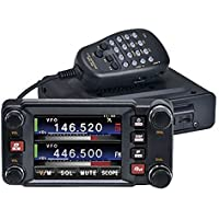 Yaesu FTM-400XD VHF/UHF 2m/70cm, 50w Max Mobile Transceiver with MARS/CAP Modification for Extended Transmit Frequency Ranges