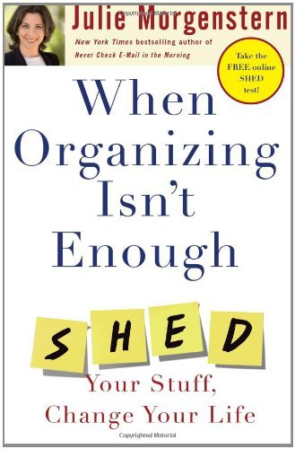 When Organizing Isn