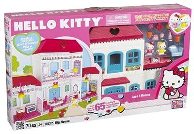 Megabloks Hello Kitty House by Megabloks