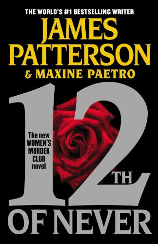 12th of Never - Book #12 of the Women's Murder Club
