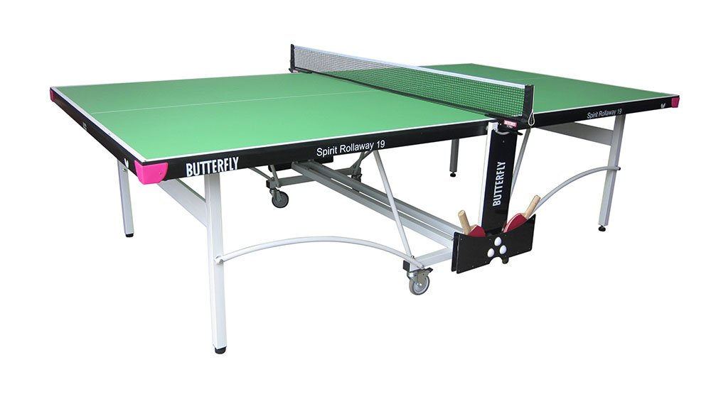 Amazon Com Butterfly Spirit 19 Table Tennis Table 3 Year