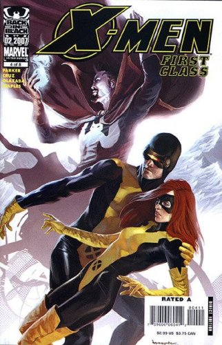X-Men First Class Vol. 1 #4 : Seeing Red (Marvel Comics)
