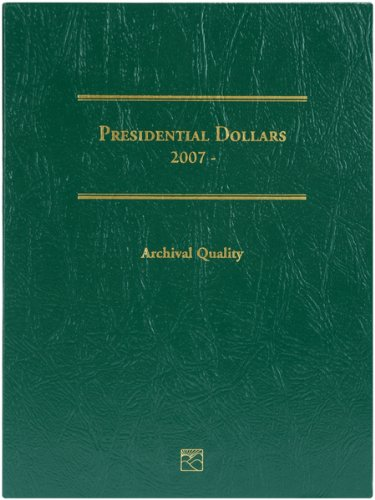 UPC 675346100396, Littleton LCF35 2007-2016 Presidential Dollar Folder