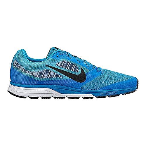Nike Air Zoom Fly 2 Mens Running Shoe - Blue/Black - UK10.5